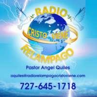 Radio Relampago أيقونة