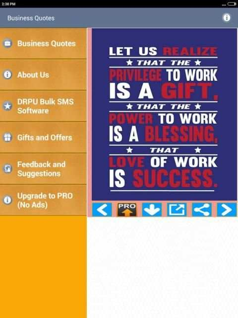 Business Success Quotes Images screenshot 11