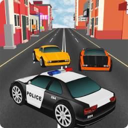 Car Racing Police