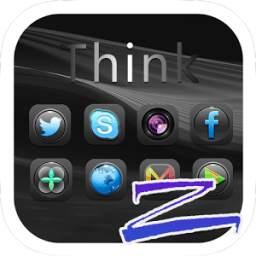 Think Theme - ZERO Launcher