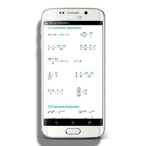 All Math Formulas screenshot 4