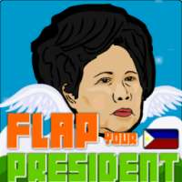 Flap Your President on 9Apps