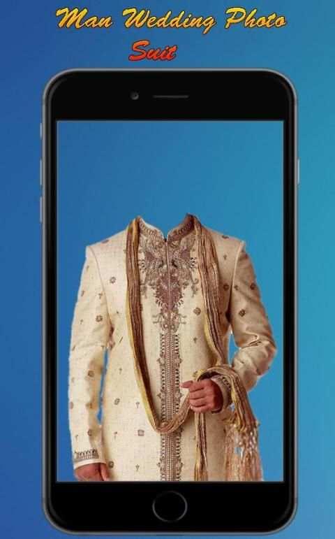 Wedding Photo Suit screenshot 4