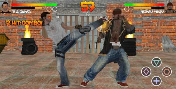 Thug Gangster Fight screenshot 3