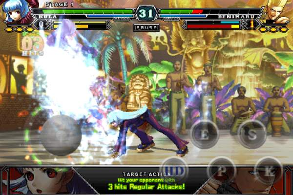 THE KING OF FIGHTERS-A 2012(F) screenshot 12