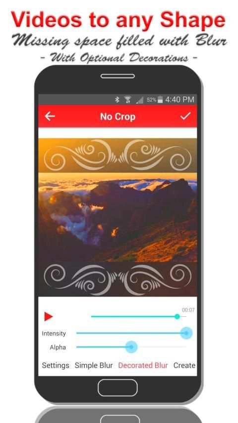 Crop & Trim Video screenshot 2