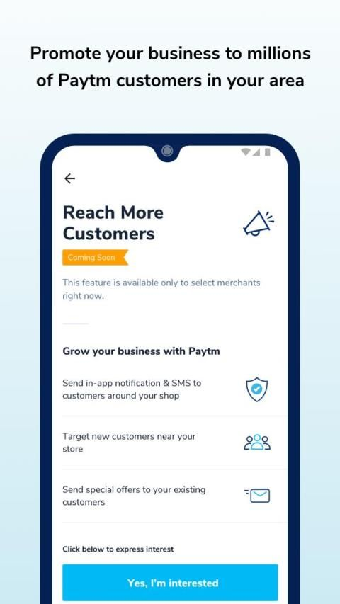 Paytm for Business: Accept Payments for Merchants screenshot 2