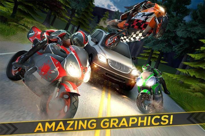 Moto GP Speed Racing Challenge screenshot 10