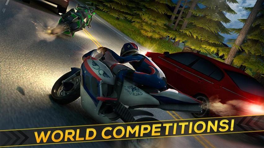 Moto GP Speed Racing Challenge screenshot 3