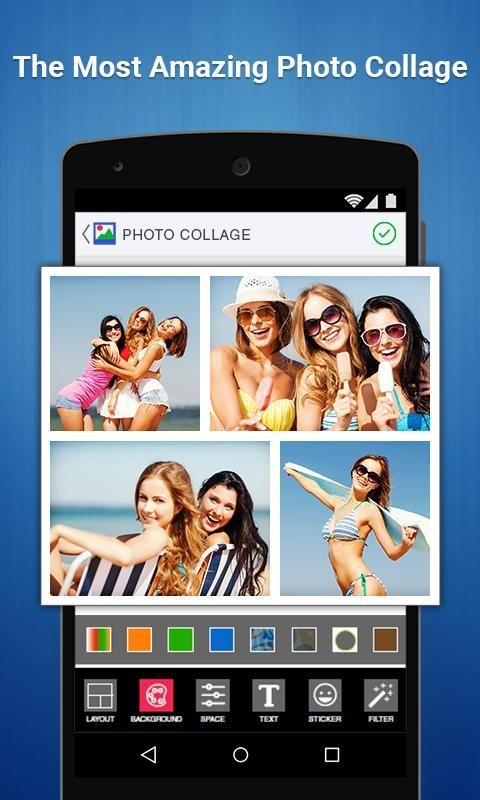 Collage Photo Frame screenshot 3