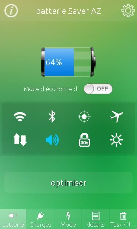 Smart Battery Saver screenshot 3