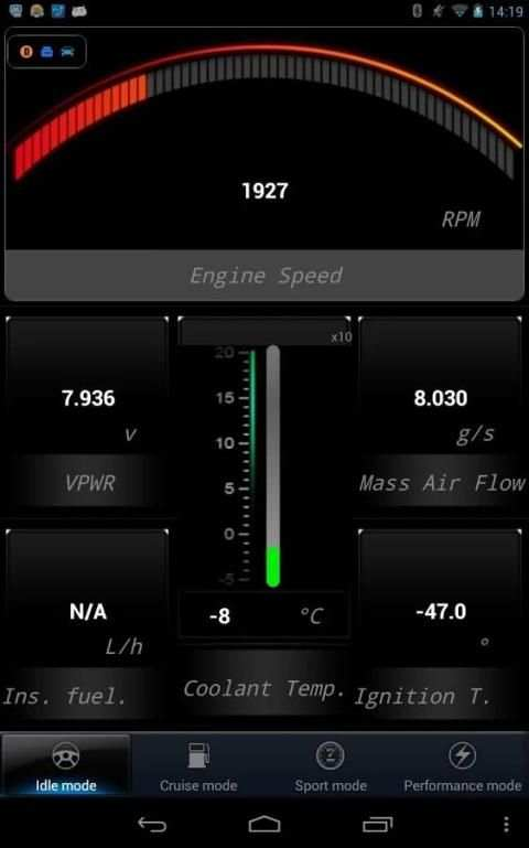 iOBD2 screenshot 9