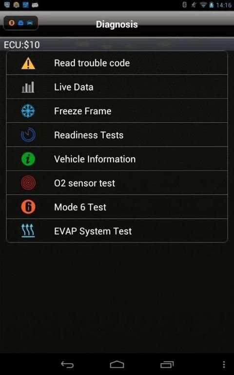 iOBD2 скриншот 10