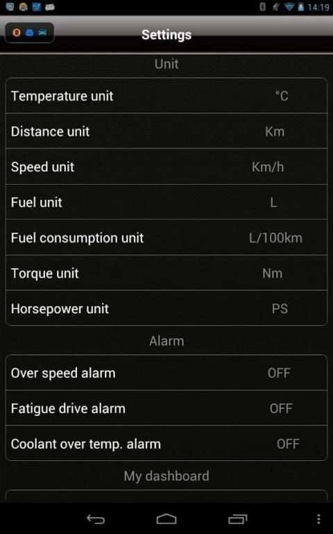iOBD2 screenshot 5