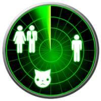 Radar Scanner People Joke icon