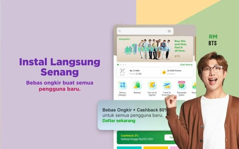 Tokopedia - #1 Everyday screenshot 7