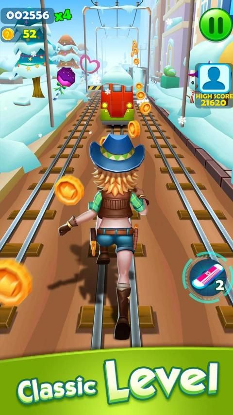 Subway Princess Runner स्क्रीनशॉट 13