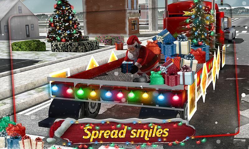 Santa Christmas Gift Delivery screenshot 11
