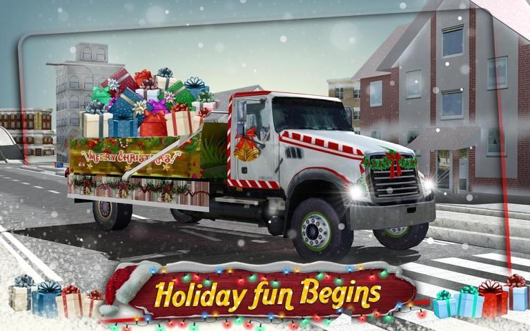 Santa Christmas Gift Delivery screenshot 8