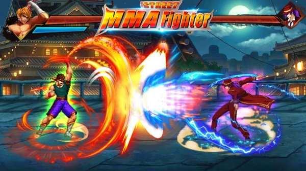 Street MMA Fighter screenshot 2
