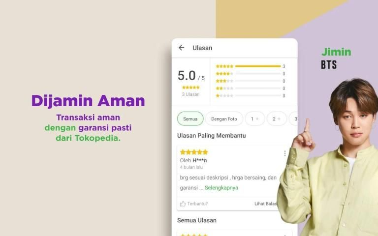 Tokopedia - #1 Everyday screenshot 5