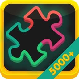 Jigsaw Puzzle XXL - 5000+