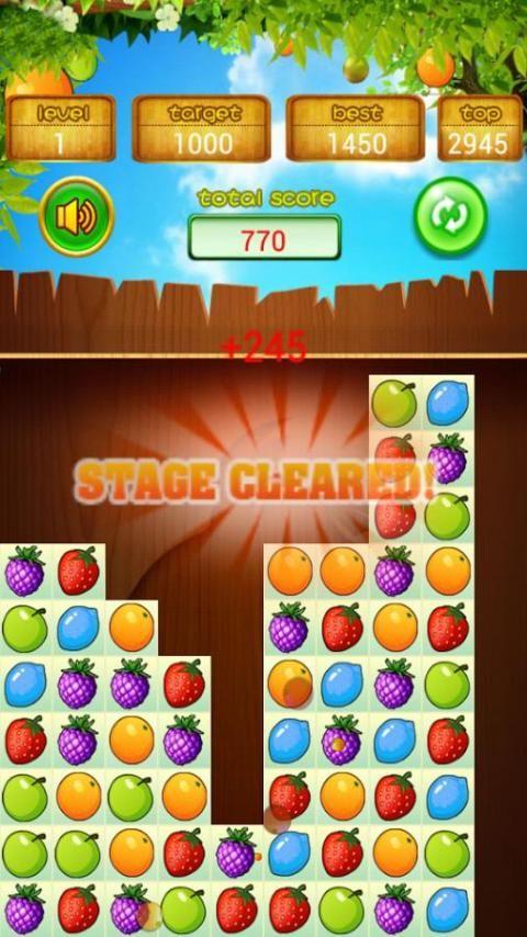 الفاكهة البوب 2 تصوير الشاشة