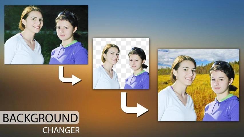 Photo Background Changer screenshot 3
