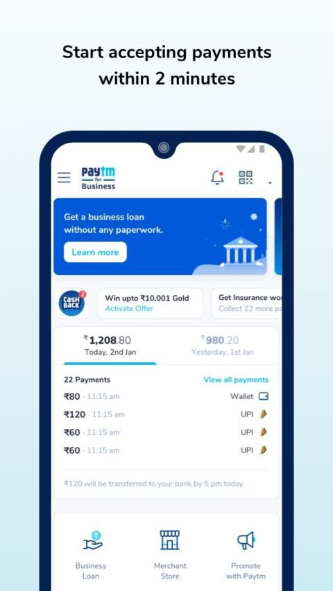 Paytm for Business: Accept Payments for Merchants screenshot 8