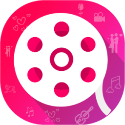 Photo Video Maker With Music أيقونة
