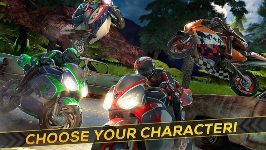Moto GP Speed Racing Challenge screenshot 1
