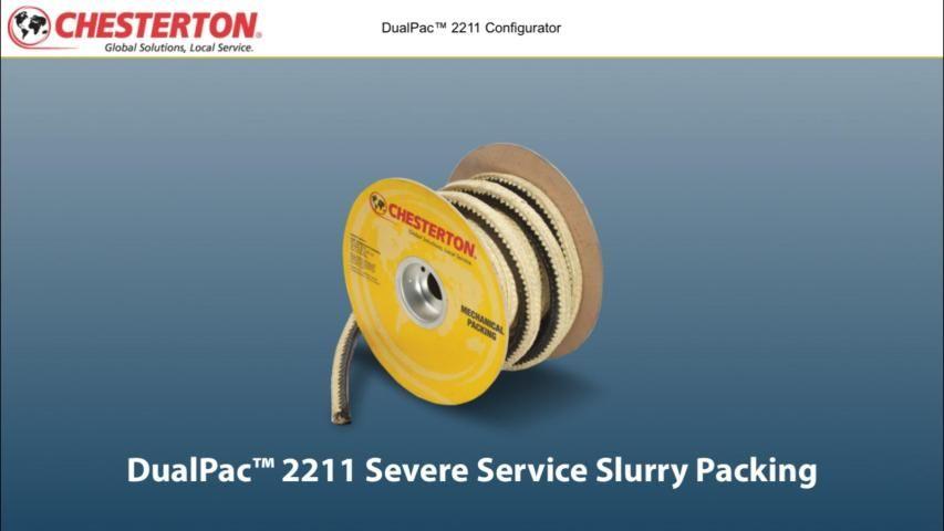 DualPac™ 2211 Configurator 3 تصوير الشاشة