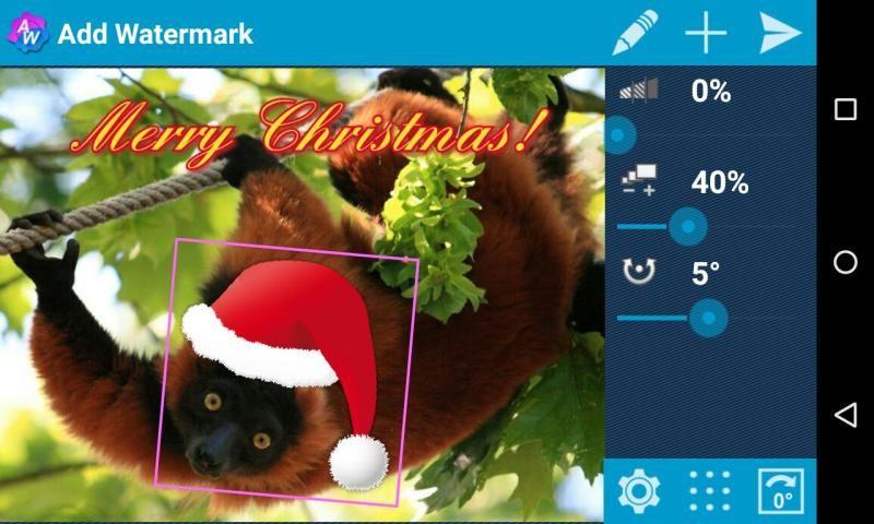 Add Watermark Free screenshot 7