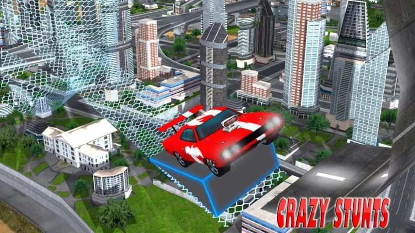 Real Stunt Amazing Car Road Race Top Drive screenshot 1