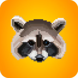 Jumping Raccoon icon