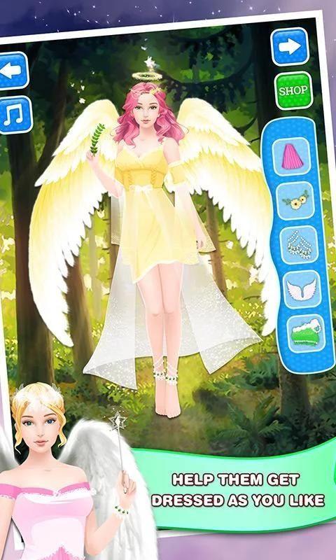 Little Angel SPA - Dress Salon screenshot 11