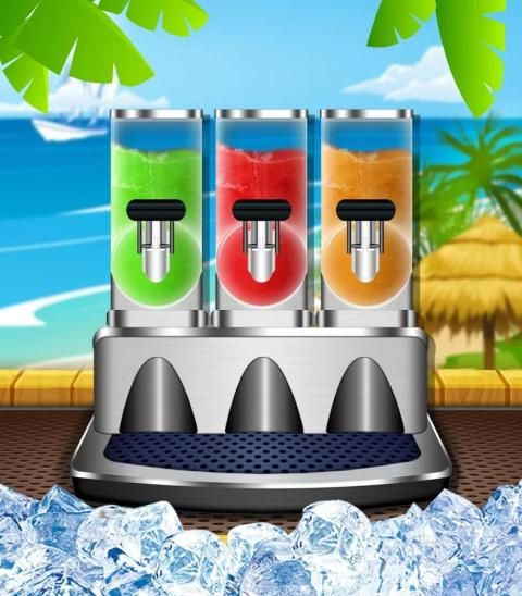 FrostyIce Slushy - Food Maker screenshot 8