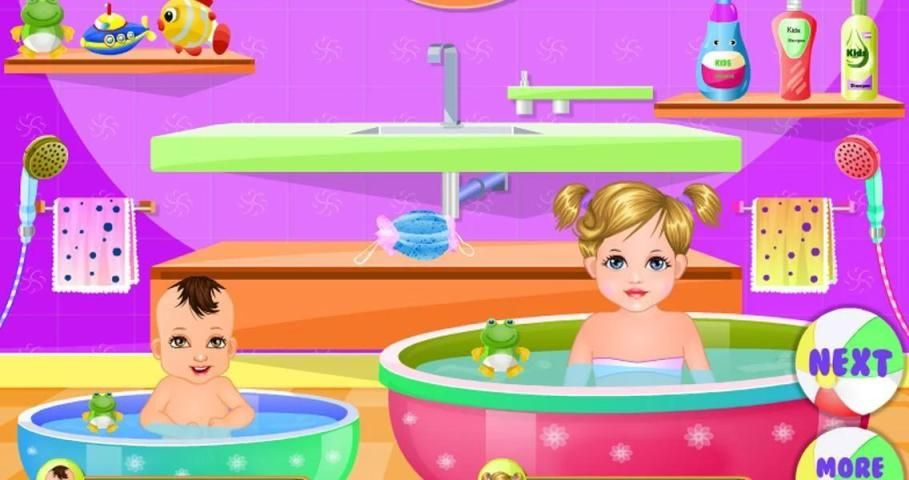 Baby sibling trouble for kids screenshot 4