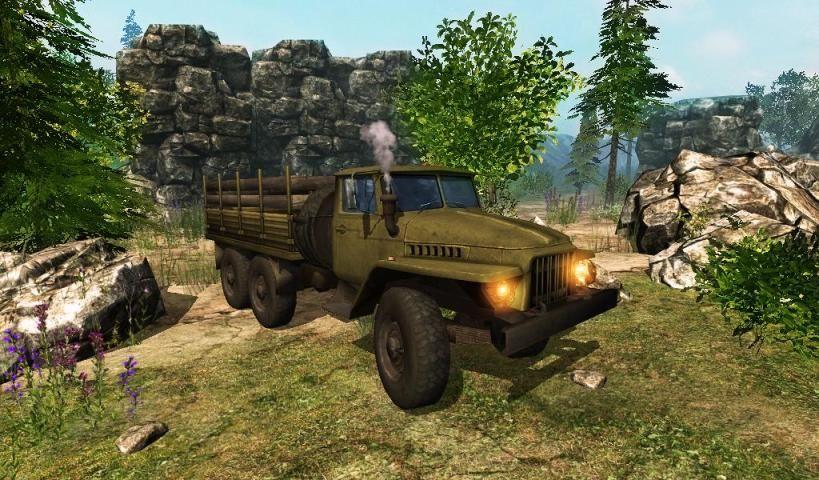Truck Driver 3D स्क्रीनशॉट 2