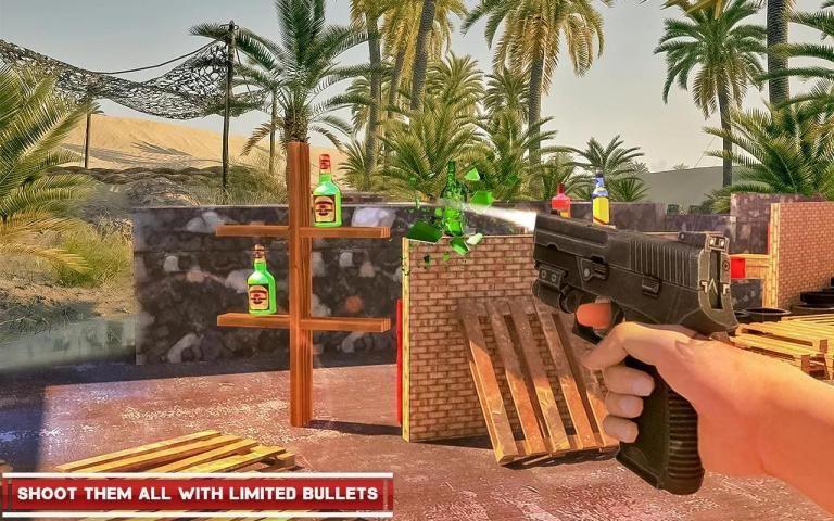 Expert Bottle Shoot 3D 2 تصوير الشاشة