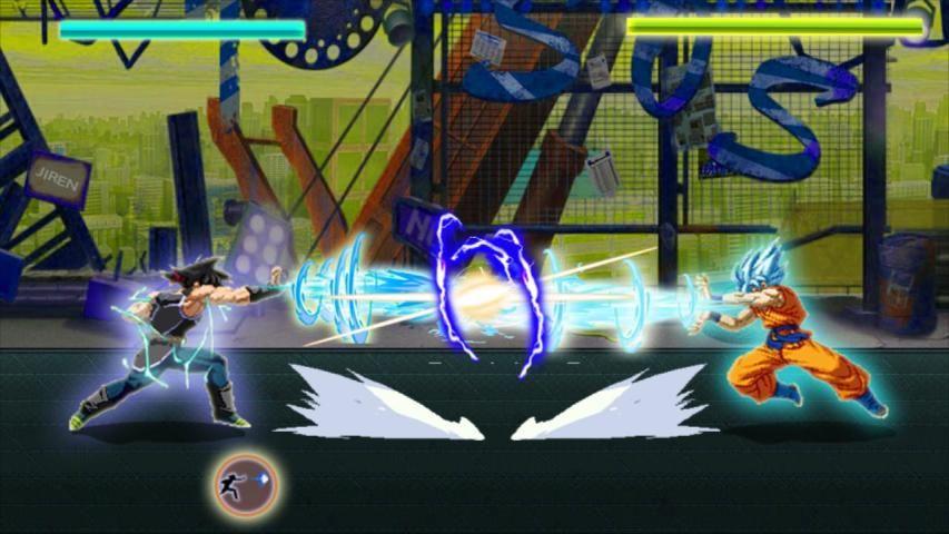 Z Fighter Super Goku : Dragon Saiyan Battle screenshot 8