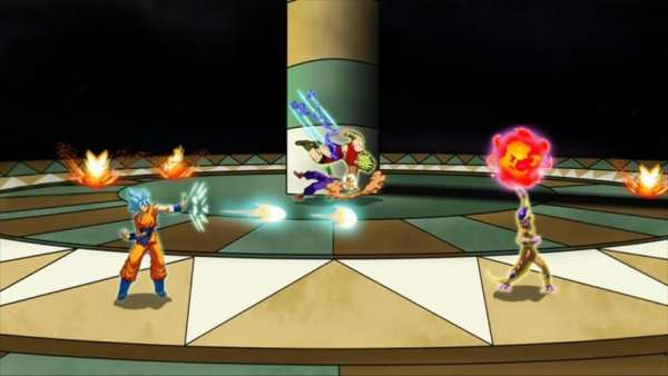 Z Fighter Super Goku : Dragon Saiyan Battle screenshot 7