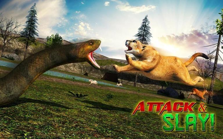 Angry Anaconda 2016 10 تصوير الشاشة