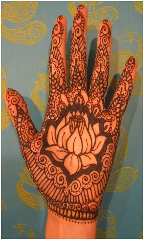 Latest Mehndi Designs 2017 screenshot 7