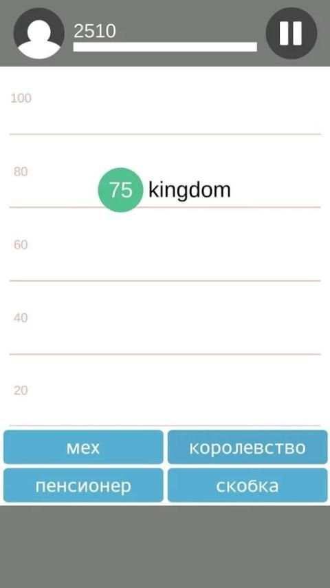 Настоящий Полиглот - 6000 слов screenshot 12