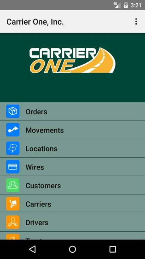Carrier One, Inc. स्क्रीनशॉट 6