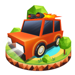 Poly Drive - Endless Power Attack icon