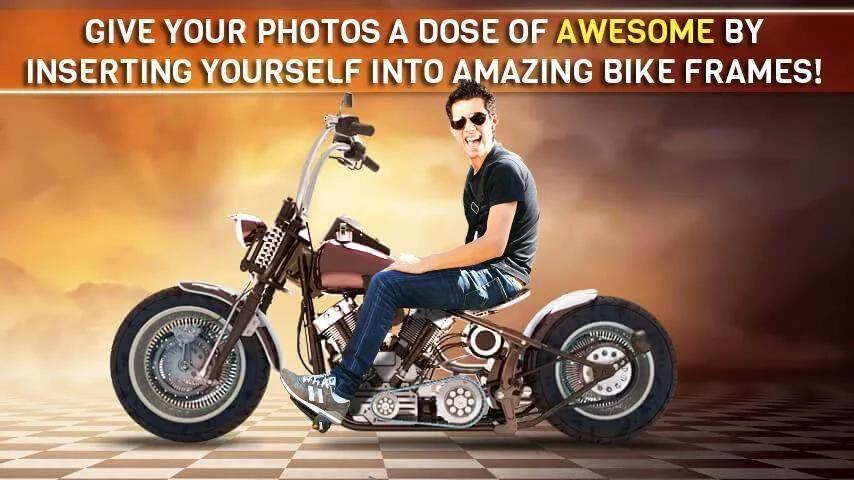 Bike Photo Frames screenshot 7