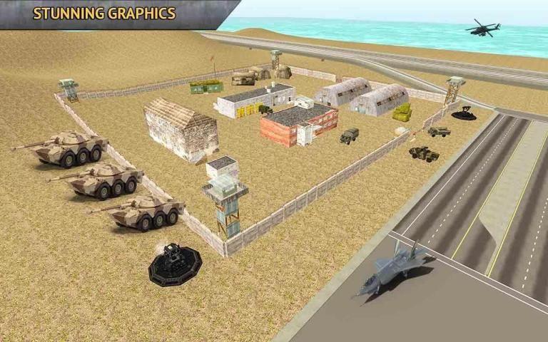 Missile System Simulator - War screenshot 2