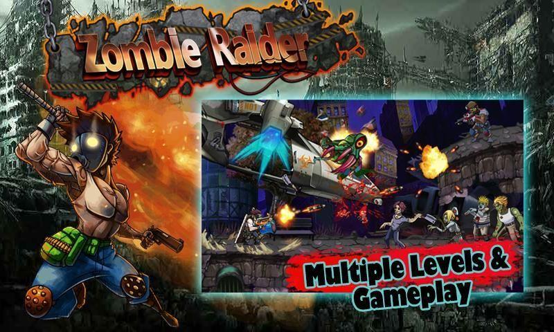 Zombie Raider: Halloween Ed screenshot 6